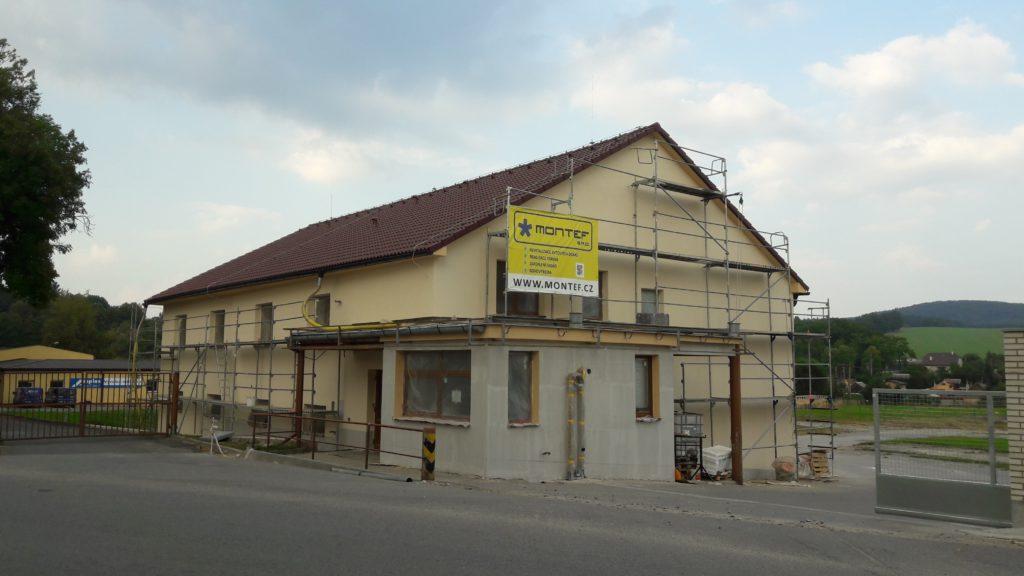 Administrativní budova, Třešt
