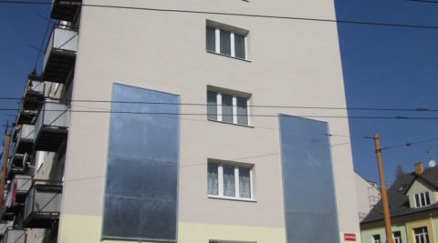 Žižkova 27-37, Jihlava