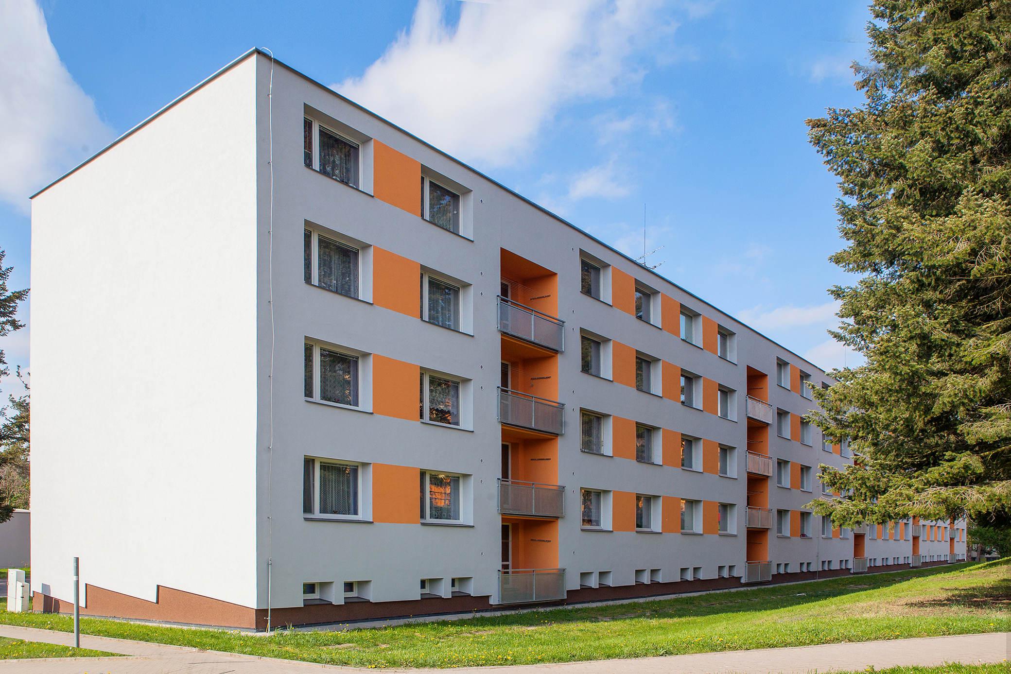 Revitalizace bytových domů