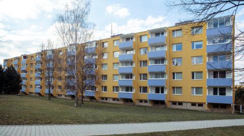 Březinova 108-112, Jihlava
